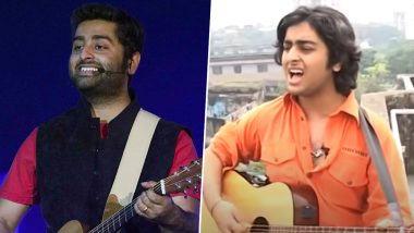 Young Arijit Singh Croons Shah Rukh Khan's Song 'Mitwa' From Kabhi Alvida Naa Kehna in This Viral Video (Watch)