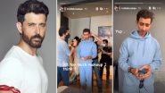 Hrithik Roshan Attempts The Viral Disney-Pixar Filter On Instagram And Makes Us Believe In Prince Charming Again (Watch Videos)