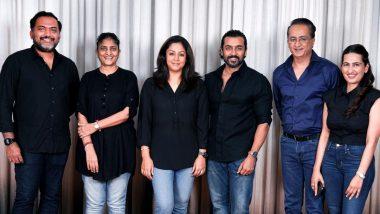 Suriya To Remake Soorarai Pottru In Hindi, Sudha Kongara To Direct Again (View Pic)