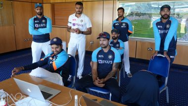 Indian Test Players Watch India vs Sri Lanka 2nd ODI, BCCI Shares Pictures