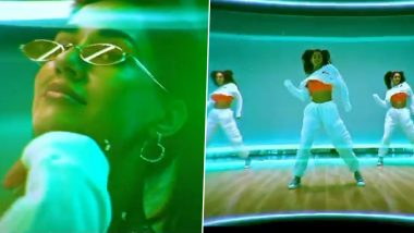 Disha Patani Grooves to Doja Cat's Kiss Me More and It Is All the Energy You Need to Kickstart the Week (Watch Video)