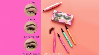 Get A Gorgeous Look On Your Eyes Using Bold And Fabulous Eyelashes