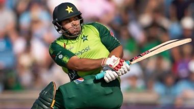 West Indies vs Pakistan: Batsman Azam Khan Ruled Out From Second and Third T20I After Head Injury