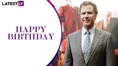 Will Ferrell Birthday Special: From Anchorman to The Other Guys, 11 Hilarious Quotes of the Hollywood Star That Are Simply Unmissable!