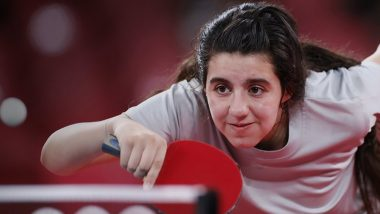 Tokyo 2020: Hend Zaza, Olympics' Youngest Athlete From War-Ravaged Syria Living Her Olympic Dream