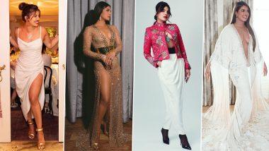 Priyanka Chopra Jonas Birthday: If Fashion Needed a Definition, Her Name Would Be It!