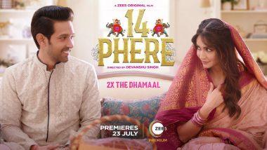14 Phere: Vikrant Massey and Kriti Kharbanda's Social Comedy to Premiere on ZEE5 on July 23!