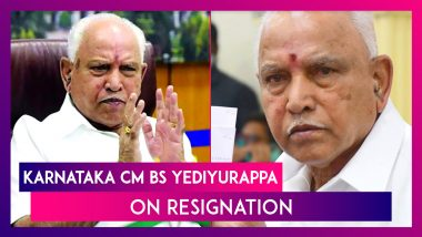 Karnataka: BS Yediyurappa Says He Hasn't Been Asked By BJP Leadership To Resign From Chief Minister's Post