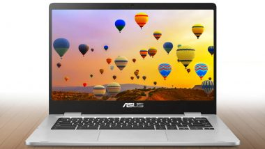 Asus Launches 6 Chromebooks in India Starting at Rs 17,999