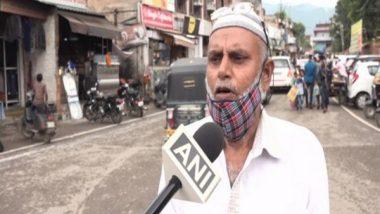 India News | Locals in J-K's Udhampur Celebrate Eid-ul-Adha, Offer Namaz at Homes Amid COVID