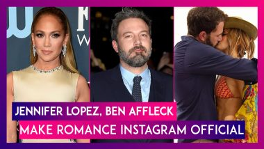 Jennifer Lopez Makes Her Relationship Instagram Official With Ben Affleck In Her 52nd Birthday Post