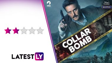Collar Bomb Movie Review: Jimmy Sheirgill's Thriller Is Dumbed Down by Its Plothole-Laden Storytelling (LatestLY Exclusive)