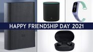Friendship Day 2021: 4 Affordable yet Amazing Products To Gift Your Buddy on This Special Day