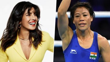 Mary Kom, You Make Us Proud Every Single Time: Priyanka Chopra After Veteran Boxer's Exit From Tokyo Olympics 2020