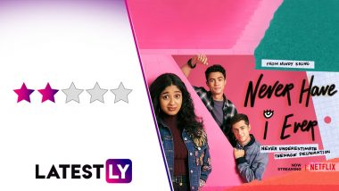 Never Have I Ever Season 2 Review: Maitreyi Ramakrishnan's Netflix Teen Comedy Series Goes From Being Oddly Addictive To Excruciatingly Long (LatestLY Exclusive)