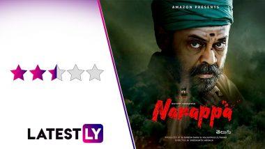 Narappa Movie Review: Venkatesh and Priyamani's Faithful Asuran Remake Is a Victim of Comparison Trap (LatestLY Exclusive)