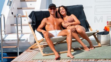 Bikini-Clad Georgina Rodriguez And Shirtless Cristiano Ronaldo Enjoy Fun Time on Luxury Yacht, View Family Pics