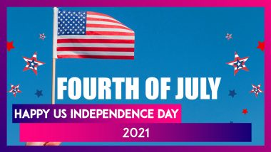 Happy 4th of July 2021 Wishes, Fireworks Photos and Patriotic Quotes To Send on US Independence Day