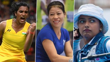 Tokyo Olympics 2020: From Mary Kom to PV Sindhu, Here Are India's 10 Prospective Medal Winners at the Summer Games