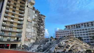 Florida Condo Collapse: Death Toll Reaches 36, Says, Miami Mayor