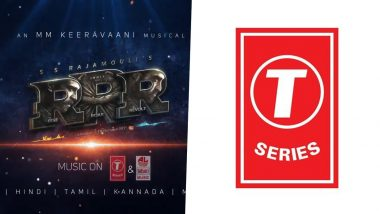 RRR: T-Series Acquires the Music Rights of SS Rajamouli's Most-Awaited Action Drama