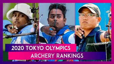 2020 Tokyo Olympics Archery Rankings: Deepika Kumari Finishes Ninth, Men Have Disappointing Outing