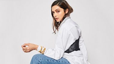 Deepika Padukone Nails Casual Chic Look and This Could Be Your Usual Go-To-Attire
