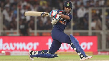 Sri Lanka vs India 2021: Here's a List of Milestones Shikhar Dhawan Can Achieve in the ODI Series
