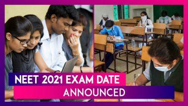NEET 2021 Exam Date Announced, Education Minister Dharmendra Pradhan Announces Key Points