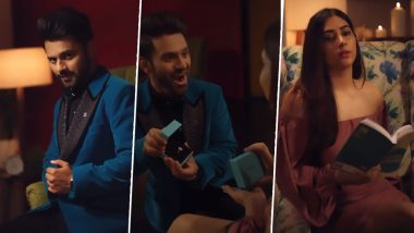 Rahul Vaidya and Disha Parmar Exchange Rings in a Love-Filled Video; Check Out the Bride-to-Be's Diamond Rock!
