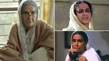 Surekha Sikri Passes Away! Tamas, Mammo, Badhaai Ho - Three Times The Actress Bagged National Film Award For Her Brilliant Portrayals