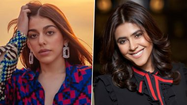 Ekta Kapoor Ropes In Alaya F For The Hindi Remake of Kannada film 'U-Turn', Shoot for the Supernatural Thriller Starts Tomorrow