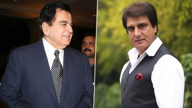 Dilip Kumar Demise: Raj Babbar Says Film Industry Has Lost a Great Actor, Teacher and Philosopher Remembering the Late Legend
