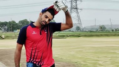 Delhi Cricketer Subodh Bhati Scores Double Century In a T20 Match