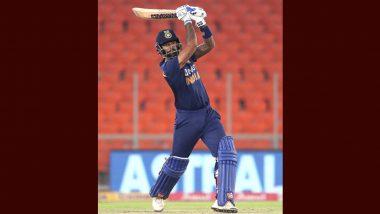 Suryakumar Yadav Praised by Fans on Twitter for Gritty Half-Century in First Sri Lanka vs India T20I