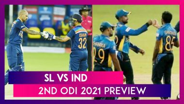 SL vs IND 2nd ODI 2021 Preview & Playing XIs: India Aim To Seal Series In Colombo