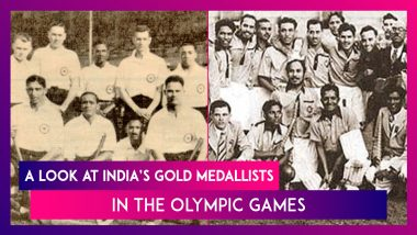 Tokyo Olympics 2020: A Look at India's Gold Medallists in the Olympic Games