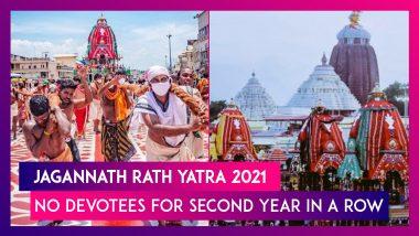 Jagannath Rath Yatra 2021: No Devotees For Second Year In A Row, 48-Hour Curfew In Puri Ahead Of Yatra