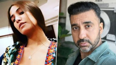 Poonam Pandey Claims Raj Kundra Leaked Her Number Along With The Message 'I Will Strip For You'