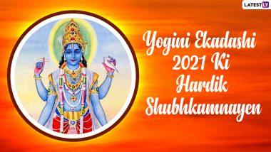 Yogini Ekadashi 2021: Know Date, Shubh Muhurat, Puja Vidhi and Significance of Yogini Ekadashi Vrat Honouring Lord Vishnu