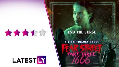 Fear Street Part Three – 1666 Movie Review: Netflix Horror Trilogy Concludes on a Part-Disturbing, Part-Unwieldy, Overall Satisfying Note! (LatestLY Exclusive)