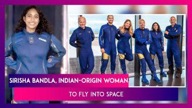 Sirisha Bandla, Indian-Origin Woman, Is Among 6 Space Crew Members On Virgin Galactic's July 11 Flight