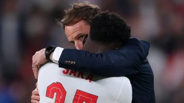 England Manager Gareth Southgate Takes Responsibility for Euro 2020 Final Defeat Against Italy