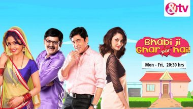 Bhabiji Ghar Par Hai Completes 1600 Episodes; Shubhangi Atre, Rohitashv Gour, Neha Pendse and Aasif Sheikh Share Excitement on Being a Part of the Show