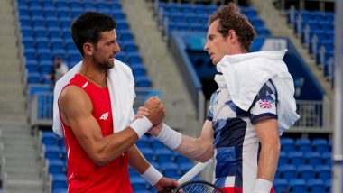 Tokyo Olympics 2020: Novak Djokovic Thanks Andy Murray for 'Great' Practice Session, Check Post