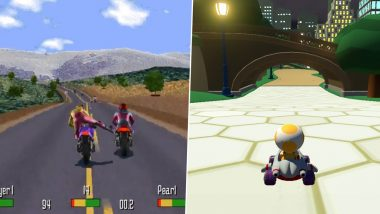 National Video Game Day 2021: From Road Rash to Mario; 5 Video Games That Made Your Childhood Awesome