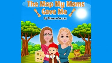 The Map My Moms Gave Me is One of the Best Children's Books in 2021!