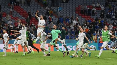 UEFA EURO 2020: Spain Beats Switzerland, Mikel Oyarzabal Scores Decisive Penalty to Reach Semifinals