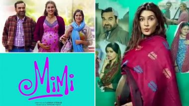 Mimi Promo: Trailer of Kriti Sanon Starrer To Be Out on July 13 (Watch Video)