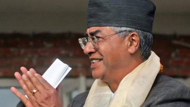 Nepal PM Sher Bahadur Deuba Wins Vote of Confidence In House of Representatives